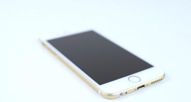 iPhone 6 Unterseite